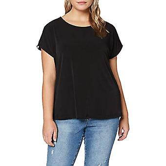 ONLY Carmakoma Carsue in-One Top T-Shirt, Black (Black), Small Woman