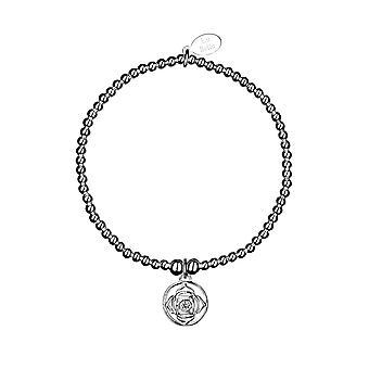 Root Chakra / Muladhara Chakra Bracelet - 17.5cm - Argent - Bijoux Cadeaux pour femmes de Lu Bella
