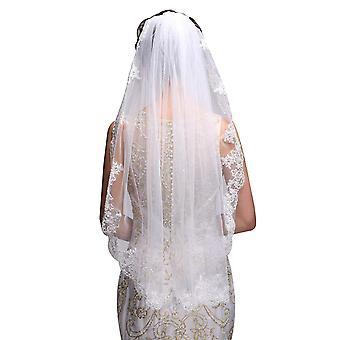 Wedding Veil, Short Bridal Veil