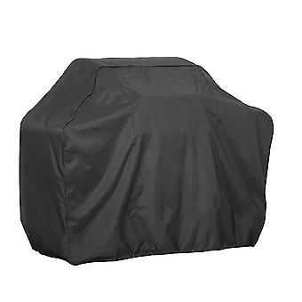 150*100*125Cm black 150x100x125cm prcatical barbecue oven cover outdoor dustproof bbq cover waterproof bbq oven cover dt3132
