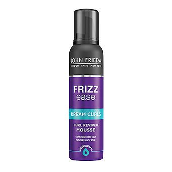 Skum Frizz Ease John Frieda Lockigt hår (200 ml)