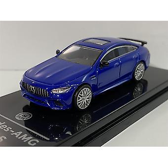 Mercedes Benz AMG GT63 S LHD 2019 Metallic Blue 1:64 Scale Paragon 55281L