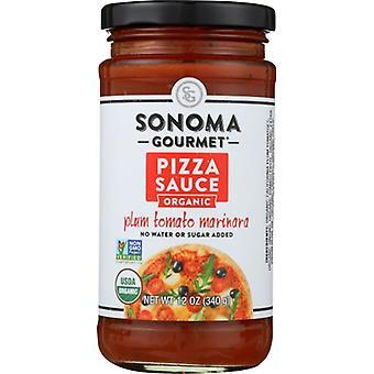 Sonoma Gourmet Sauce Pizza Tmato Marinra, Doos van 6 X 12 Oz