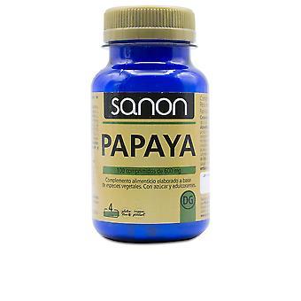 Sanon Sanon Papaya 100 Comprimidos De 600 Mg Unisexe