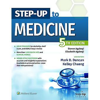 StepUp to Medicine by Dr Steven Agabegi
