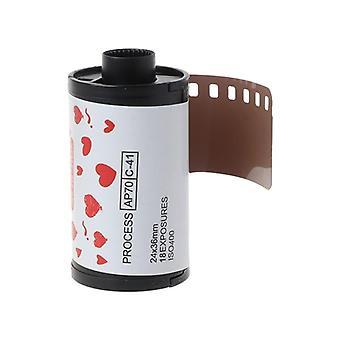 Farve print film 135 format kamera Lomo Holga Dedikeret Iso 400 18exp