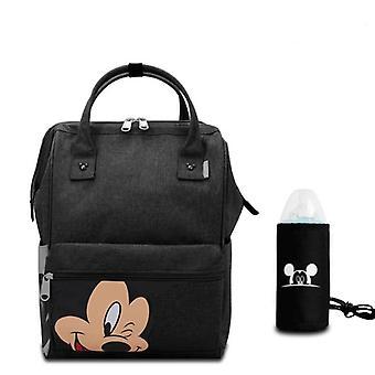 Disney Diaper Backpack For Mom - Fashion Mummy Maternity Diaper Organizer