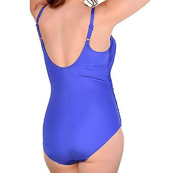 Fantasie Los Cabos FS6157 W Underwired Gathered Wrap Swimsuit