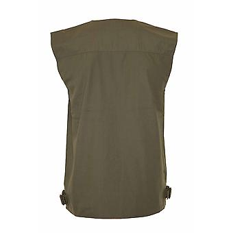 Champion Mens Dale Country Clothing Polycotton BodyWarmer-Olive-X-Large 44-46