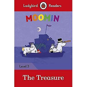 Moomin: The Treasure - Ladybird Readers Level 3 (Ladybird Readers)