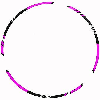 Outdoor chairs spirit beast motorcycle tyre decoration stickers reflective motocross wheel 18 inches sticker