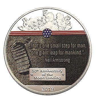 États-Unis Statue de la Liberté Collection de pièces commémoratives Coin Space Craft Pièce commémorative Pièce unique