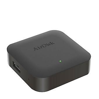 רשת אחסון של תיבות דיסק קשיח נייד של Airdisk