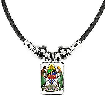 שרשרת סמל לאומית טנזניה אפריקה
