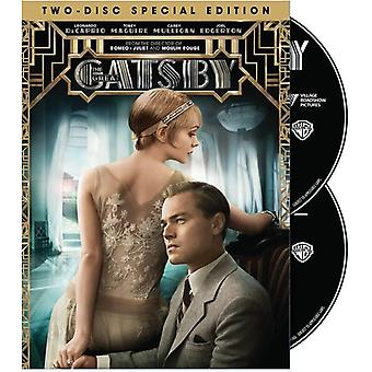 Great Gatsby (2013) [DVD] USA import