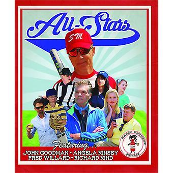 Importer des USA d'All-Stars [Blu-ray]