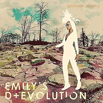 Esperanza Spalding - Emilys D + Evolution [Vinyl] USA import