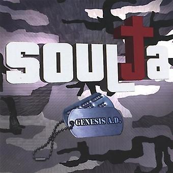 Soulja - importación de Estados Unidos Genesis a.D. [CD]