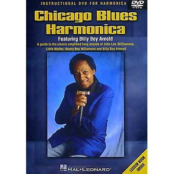 Chicago Blues Harmonica - Chicago Blues Harmonica [DVD] USA import
