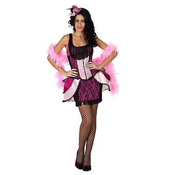 Kobiety stroje Kabaret kobiety sexy kostium damski