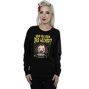 Harry Potter Women's Sirius Black Azkaban Junior Sweatshirt