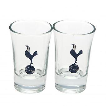 Tottenham Hotspur 2pk Shot Glass Set