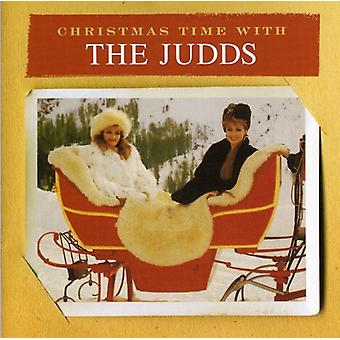 Judds - Christmas Time with the Judds [CD] USA import