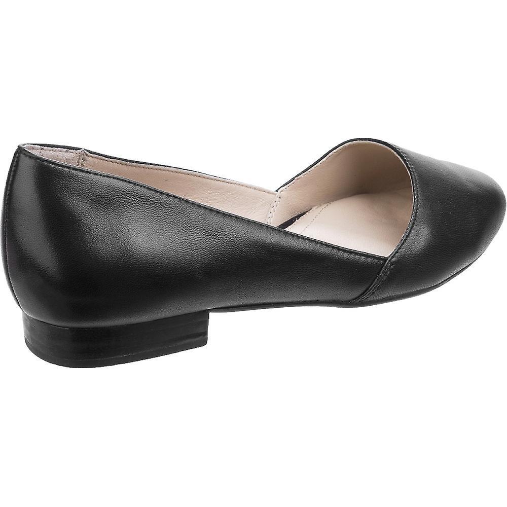 Hush Puppies donna/Womens Jovanna Phoebe slip-on in pelle Smart schiuma suola scarpe