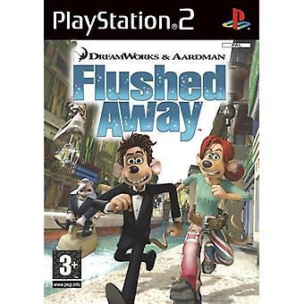 Flushed Away (PS2) - Nieuwe fabriek verzegeld