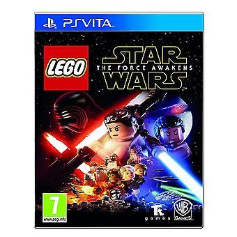 Lego Star Wars The Force Awakens Playstation Vita Game