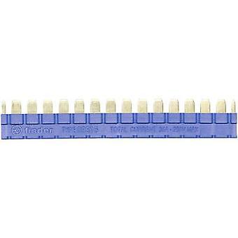 Finder 093.16 Jumper 250 V AC Number of pins: 16 Blue 1 pc(s)