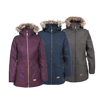Overtredelse damer hverdags isolert jakke