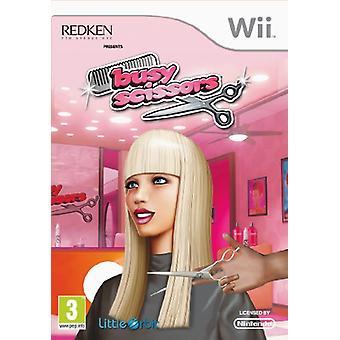 Upptagen sax (Wii)-fabriken förseglad
