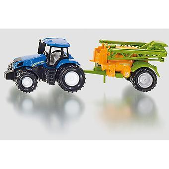 Siku 1668 Tractor + Veldspuit