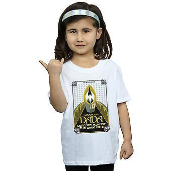 Phantastische Tierwesen Mädchen fortgeschrittene DADA-t-Shirt