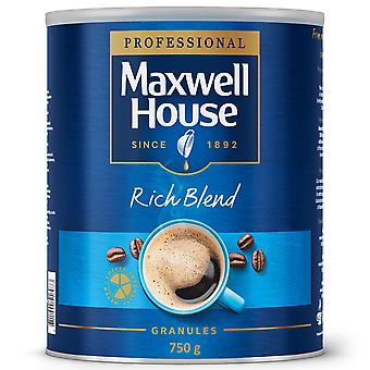 Maxwell House Rich Blend Instant Coffee Granules