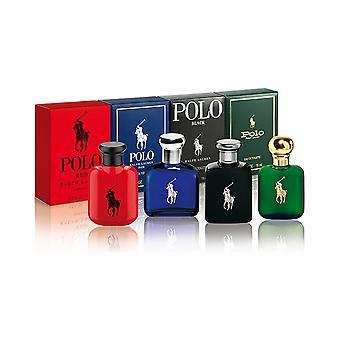 Ralph Lauren Polo hajusteet Miniatures tuoksu maailman asettaa