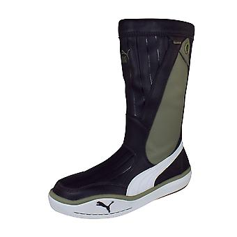 Puma Luff Gore-Tex Mens Performance Sailing Leather Boots - Brown