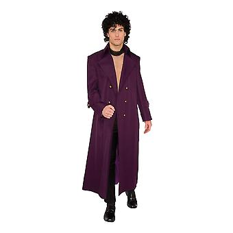 Giacca Rock Royalty, Purple Prince of Pop Costume cappotto