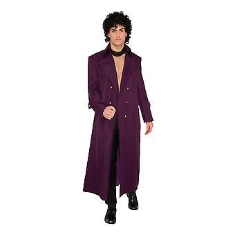 Rock veste de redevance, Purple Prince of Pop Costume manteau