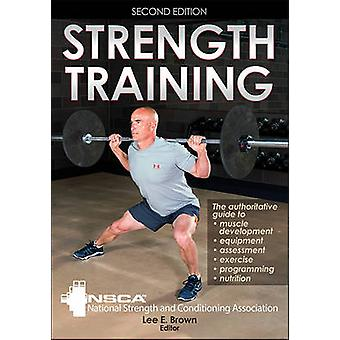 Strength Training 2nd Edition by Nsca -National Strength & Conditioni