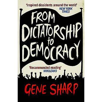 Von der Diktatur zur Demokratie von Gene Sharp - 9781846688393 Buch