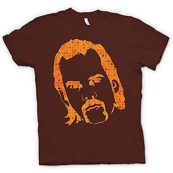 Mens T-shirt - Nick Cave Portrait