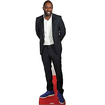 Idris Elba Lifesize tektury wyłącznik / Standee