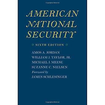 Sécurité nationale américaine