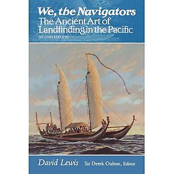 Vi, navigatorer: antika konsten av Landfinding i Stilla havet