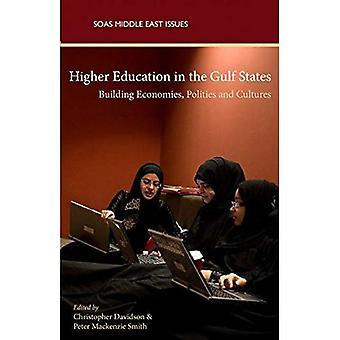 Hoger onderwijs in de Golfstaten: vormgeven van economie, politiek en culturen: vormgeving van de economieën, Britten en culturen (SOAS Midden-Oosten delen)