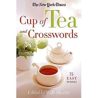 New York Times kopp te och korsord: 75 lätt pussel