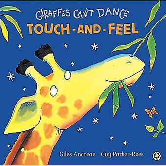 Giraffer kan inte dans (Touch & känna)