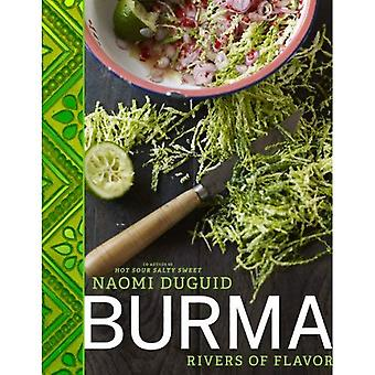 Burma: River of Flavors: Rivers of Flavor